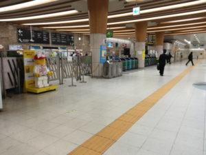 お台場ビッグトップへの東京テレポート駅からのアクセス