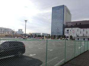 東京テレポート駅からお台場ビッグトップ