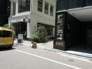 鞄工房山本の銀座一丁目駅