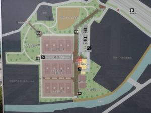 ジェイコム北市川スポーツパークの全体像