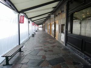 軽井沢アウトレットのミカドコーヒーソフト(昔の場所)