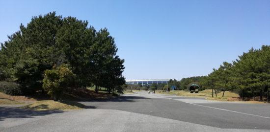 JFAナショナルフットボールセンター(千葉県幕張)は2019年中に完成予定