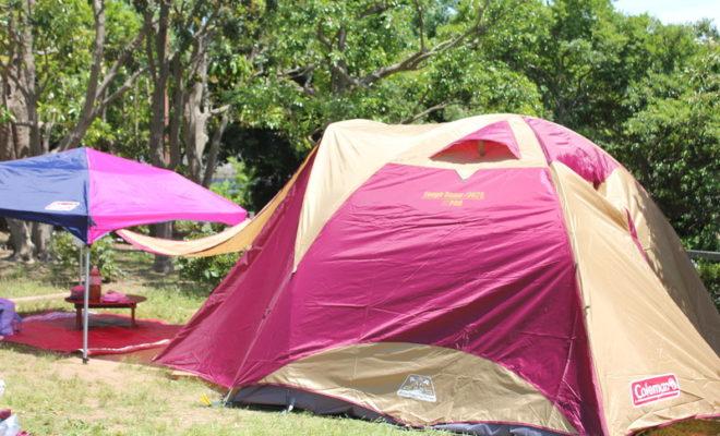 日帰りキャンプ(デイキャンプ)の持ち物を紹介!テント宿泊に向けての第1歩!