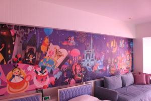 ディズニーセレブレーションホテル・ウィッシュの部屋