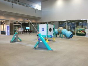 千葉県立現代産業科学館の展示