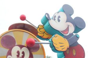 東京ディズニーランド3歳児でも楽しめるアトラクション