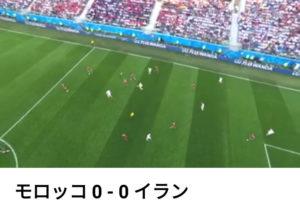 NHK2018FIFAワールドカップのワイヤーカメラ