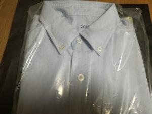ZOZO(ゾゾ)のオックスフォードシャツ