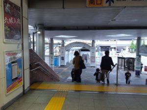 海浜幕張駅から幕張メッセまでのアクセス