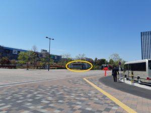 東京テレポート駅からシンボルプロムナード公園までの行き方