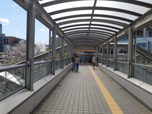台場駅から青海アーバンスポーツパークまでのアクセス