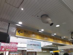 三鷹駅の南口からジブリ美術館へのアクセス