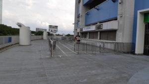 ゾゾマリンスタジアムのチケット券売所