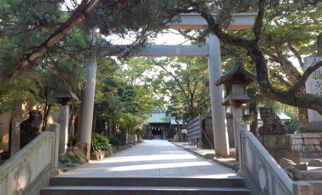 船橋大神宮での七五三の初穂料や駐車場などのアクセス方法