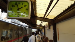 西調布駅から東京スタジアムへのアクセス